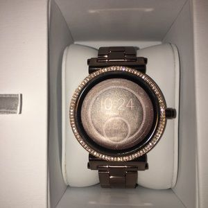 Michael kors Sophie access smart watch in Sable